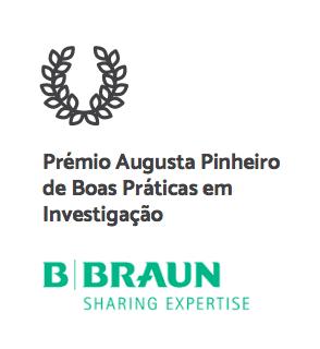 Prémio Augusta Pinheiro de Boas Práticas em Investigação 2020